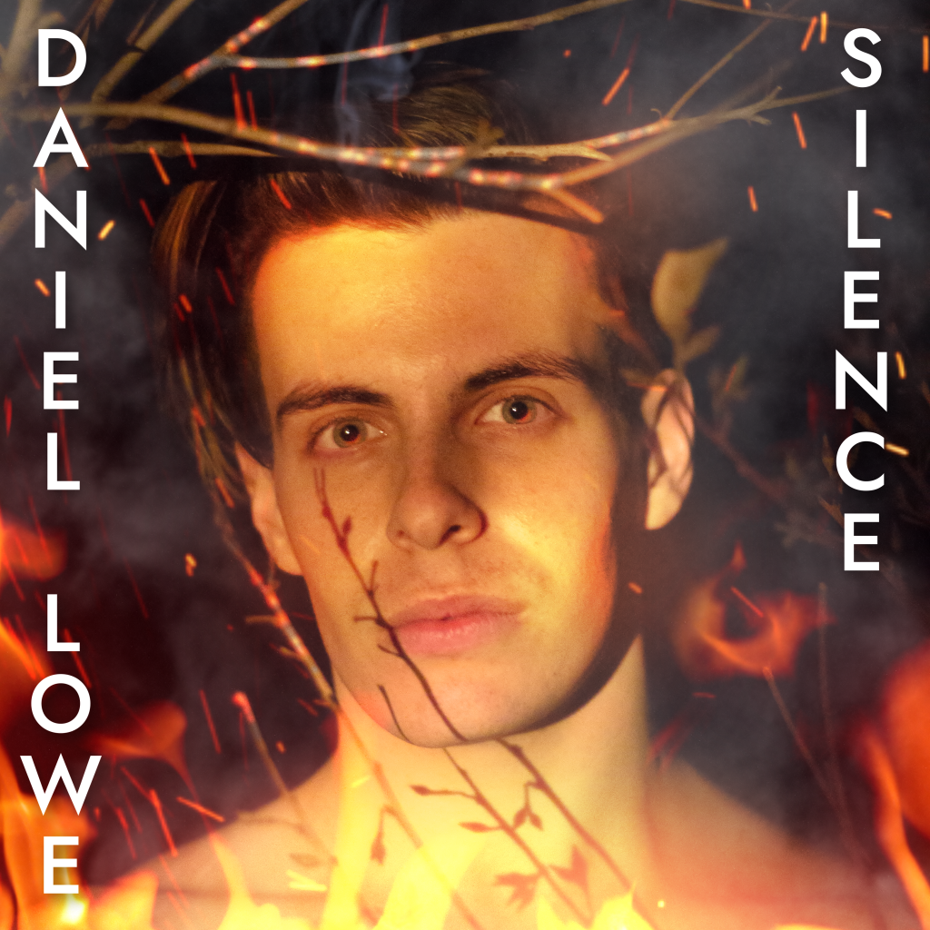 Cover art for Daniel Lowe's upcoming single, Silence
